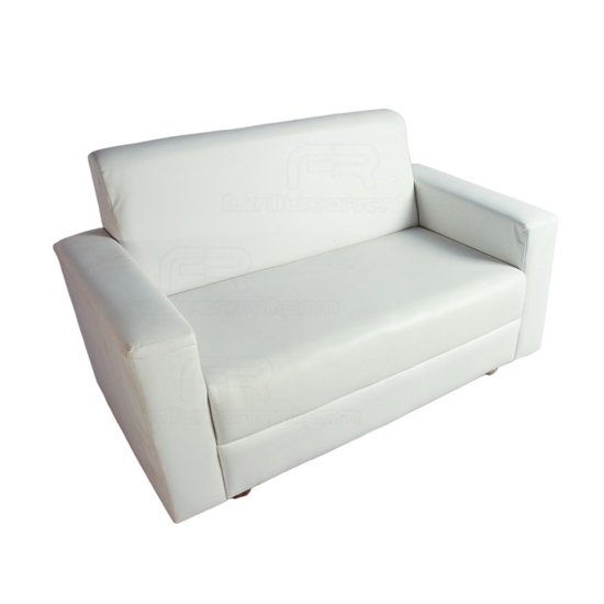 Picture of VIP Two Seat Sofa - White