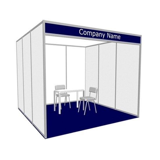 Picture of Octanorm Stall Set-up
