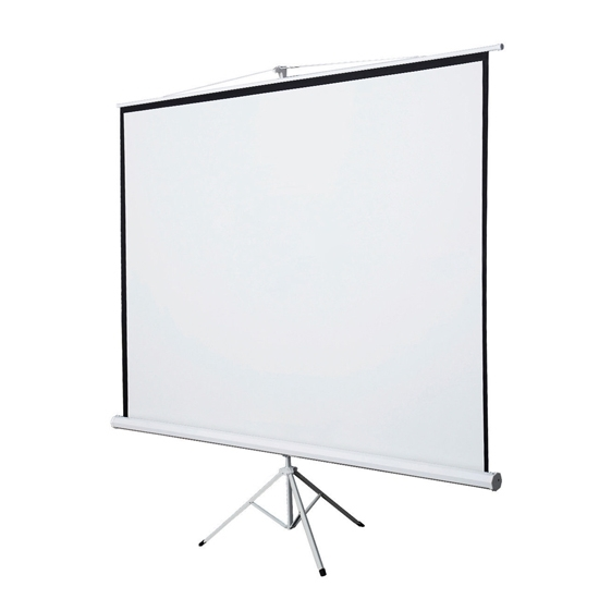 Picture of Projector Tripod Screen 8*6